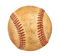 lot detail pete game used baseball used during his record