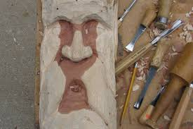 how to carve a wood spirit the woodcarver u0027s cabin