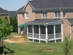 Screened In Patio Designs by Harrisburg Charlotte Screen Porch Sunroom Room Addition Artisans