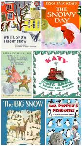 Bookshelf Books Child And Story Books 10 Classic Winter Books For Books And Literacy