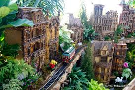 Train Show Botanical Garden by Photos From The 2013 New York Botanical Holiday Train Show In The