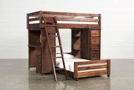 dressers loft beddeskdressertrundle loft bed with desk and