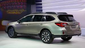 subaru outback modified 2014 new york auto show 2015 subaru outback auto moto japan