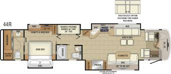 Class C Rv Floor Plans 2018 Aspire Luxury Class A Mortorhome Entegra Coach