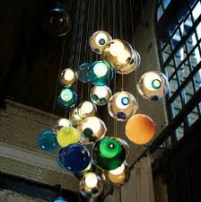 12 Bulb Chandelier Discount New Glass Ball Pendant Lamp Chandelier Glass Spheres