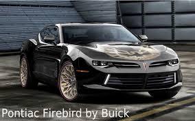 Last Year Of Pontiac Firebird 2017 Pontiac Firebird Release Rumors Http Www 2016newcarmodels