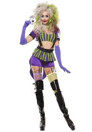 Female Joker Halloween by Women U0027s Mad Villain