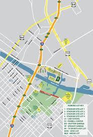 tcu parking map day reminders bu vs tcu nov 5 b association update