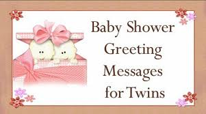baby shower greeting messages for
