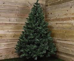 kaemingk imperial pine artificial tree 7ft 210cm no