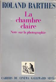 roland barthes la chambre barthes roland the chambre notes sur la photographie
