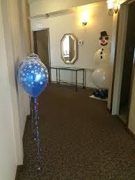 10 best winter party images on pinterest balloon ideas