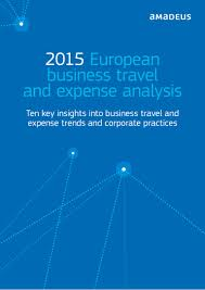 2015 european business travel and expense analysis