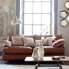 tan brown leather sofa style guide to leather sofas ideal home