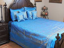 Peacock Feather Comforter Bedroom Outstanding Peacock Bedding For Bedroom Decoration Ideas