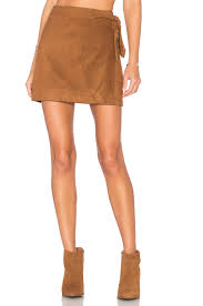 cupcakes and cashmere deegan skirt in butterscotch indie u0026 small