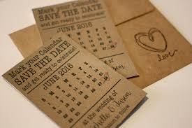 calendar save the date calendar magnet save the date envelopes