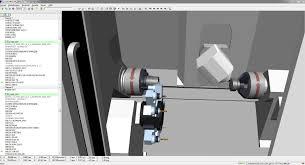 machine 2 channels 1 revolver 1 milling spindle programmer for