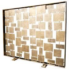 modern fireplace screen best 25 modern fireplace screen ideas on