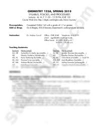152a syllabus spr10 032910 pdf chemistry 152 with carroll at