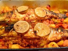 cuisine recette poisson recettes de poisson au four