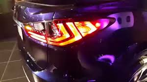lexus auto parts usa 2016 lexus rx450h dynamic turn signals youtube