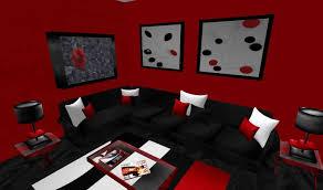 red black white living room chairs centerfieldbar com
