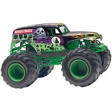 grave digger monster truck 1 25 model kit colorful impressions