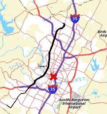 Map Of Austin Mopac1 Jpg
