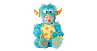 Blue Monster Halloween Costume Lil Monster Infant Toddler Costume Buycostumes