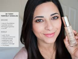 by terry terrybly densiliss wrinkle control serum foundation 8 5 by terry terrybly densiliss foundation review before and after