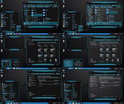 space themes for windows 8 1 windows 8 1 theme dark or glass aziz by tono3022 on deviantart