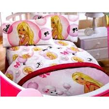 Barbie Comforter Set My Family Fun Barbie And Friends Room Decor