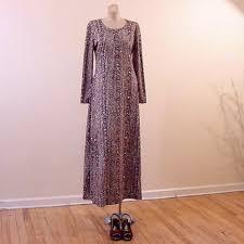 vintage dress 70 s slinky 70s green disco dress 38b 32w pretty vintage