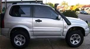 Famosos Suzuki Grand Vitara Snorkel 1999 to early 2005 | in Wellesbourne  @FX52