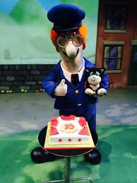 postman pat jess brindley 10th birthday cake