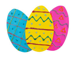 paper easter eggs easter and language learning small talk speech therapy