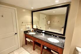 bathrooms design lighted bathroom wall mirror contemporary