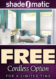 Shade O Matic Cellular Blinds Promotions Made In The Shade