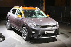 Stonic Boom New Kia Stonic Joins The Compact Crossover Club By