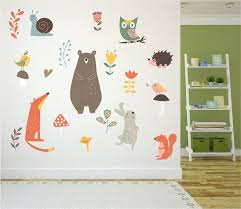 Best  Stickers Animaux Ideas On Pinterest Ours Géométrique - Wall decals for kids room