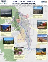 Colorado Public Land Map by Colorado Springs Overflows With Stormwater Projects Krcc