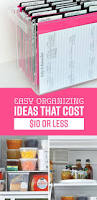 7 easy organizing ideas that cost 10 or less organizations