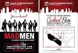 mad men party invitations choice image wedding and party invitation