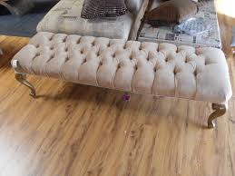 Long Tufted Sofa by Bench Tufted Bench Seat Upholstered Dining Banquette Bench Home