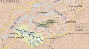 Map Of Chattanooga Tennessee by Torreya Taxifolia Assisted Migration To Ocoee Watershed Tn