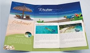 travel and tourism brochure templates free tourism brochures 10 appealing travel tourism brochure templates