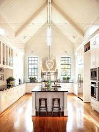 vaulted ceiling kitchen ideas cathedral ceiling kitchen designs cathedral ceiling ideas vaulted