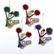 best cheerleading ornaments products on wanelo