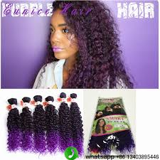 weave jerry curls hairstyle ombre synthetic jerry curl weave purple curly weave hair